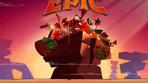 Today, Angry Bird Epic Coming To Android And iOS - GoAndroid
