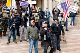 Trump Supporters Are Staging Armed Protests to Stick It to ...