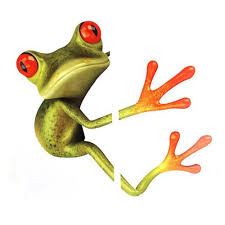 Frogs Streetbadge