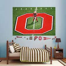 Shop Fathead Ohio State Brutas Mural Wall Decal Overstock 10958139