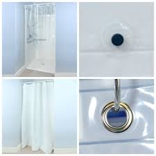 shower stall fabric curtain liner