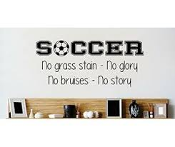 Soccer Wall Decal Wayfair
