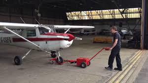heliplane walkers co light aircraft tug