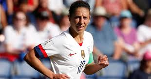 Legend, leader, super-sub: Meet Carli Lloyd, breaking records at 36 for USA  in Women's World Cup