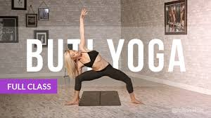 buti yoga with bizzie gold abdominal