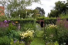 cottage garden using indigenous