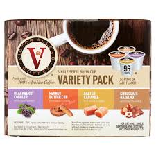 single serve brew cup variety pack