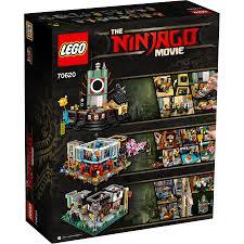 LEGO NINJAGO City - 70620