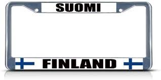 Decals Stickers Collectibles Decals Stickers Finland Flag Lips Car Bumper Sticker Decal 5 X 4 Automobilia Zsco Iq