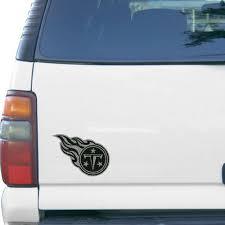 Pro Mark Tennessee Titans Bling Emblem Car Decal Walmart Com Walmart Com