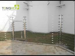 Preparation For Installing Security Electric Fence System Youtube
