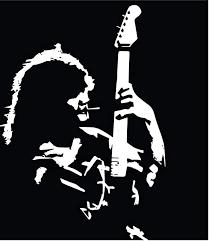 Amazon Com Pottelove Eddie Van Halen 1 Vinyl Decal Guitar 70 80 S 90 S Hard Rock Bumper Sticker Home Kitchen