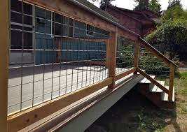 Hog Wire Panel Fencing Houzz