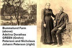 "Adeline Dorothea ""Grehn"" Green Peterson (1841-1903) - Find A Grave Memorial"