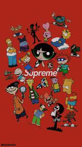 the simpsons powerpuff s cartoons