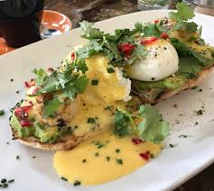 i ate] Bosphorus Benedict- two poached ...