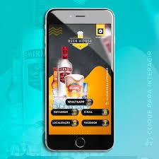 Konecta - Cartão Digital Interativo | Cartão de visita virtual ...