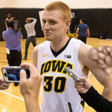 NEW IOWA BASKETBALL HUMAN INTEREST STORIES: AARON WHITE ADDS 15 ...