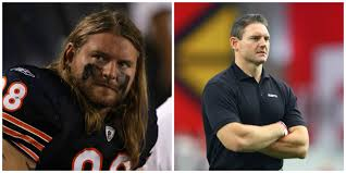 Remember this guy? Fresh off being name-dropped in Brian Urlacher's HOF  speech, Dusty Dvoracek's second career in football is taking off – The  Athletic