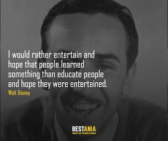 best walt disney quotes about entertainment and imagination