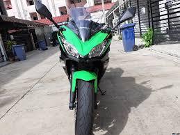 kawasaki 36 motorbike from 100000