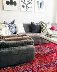 decorating with oriental persian rugs