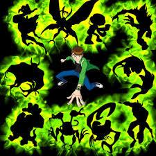 ben10 alien force green alien