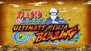Ultimate Ninja Blazing MOD APK v2.2.2 [GOD MODE]