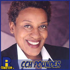 Please welcome CCH Pounder to #RICC2017.... - Rhode Island Comic Con |  Facebook