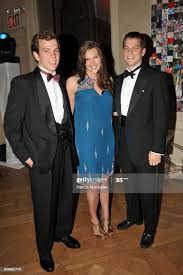 Tylee Abbott, Adele Carr and Maxwell Abbott attend APRIVATECLUB.COM... News  Photo - Getty Images