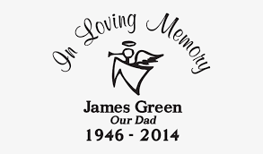In Loving Memory Decals Decal Transparent Png 500x500 Free Download On Nicepng