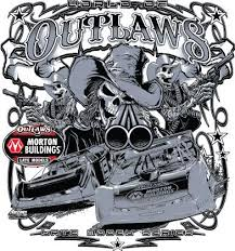 World Of Outlaws Late Model Morton Buildings Shotgun Car Decal Gotta Race