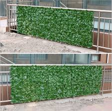 Wholesale Artificial Hedge Fence For Single S Day Sales Buy Cheap In Bulk From China Suppliers With Coupon Dhgate Com