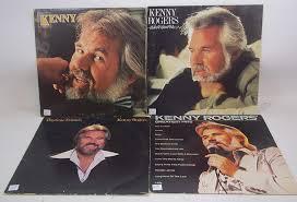 Kenny Rogers Lot of 4 Vinyl Record ...
