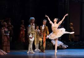 An Imperial ballet for the 21st century in Boston   Bachtrack
