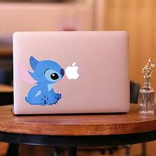 Stitch Macbook Decal Lilo And Stitch Giant Stitch Stitch Disney