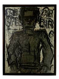 Lester Johnson | Untitled I (ca. 1960) | Available for Sale | Artsy