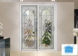clear toughened glass for door window