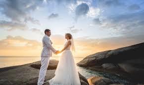Perfect pre-wedding photo shoot in Phuket - Impiana Private Villas Kata Noi, Phuket
