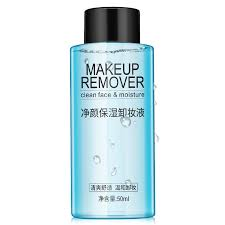 china oil free makeup remover for easy
