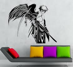 Wall Stickers Vinyl Decal Anime Warrior For Kids Room Angel Of Death Ig1781 For Sale Online Ebay
