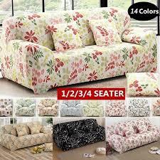4 seaters recliner sofa covers retro