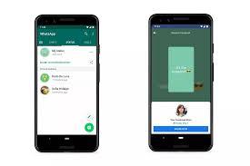 Ora puoi condividere lo stato di WhatsApp su Facebook e Instagram ...