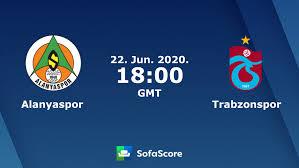 Alanyaspor Trabzonspor live score, video stream and H2H results ...