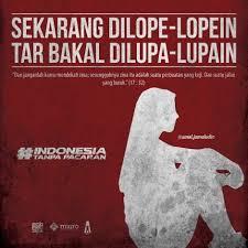 """poster dakwah """" tanpa pacaran series"""" karya miqro design"""