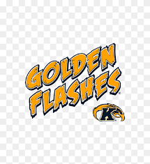 Kent State University Logo Brand Usb Flash Drives Font Golden Flash Text Logo University Png Pngwing