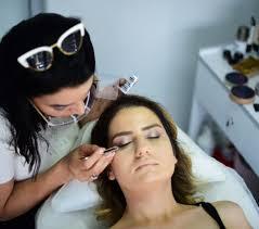 professional makeup face care