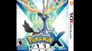 Pokémon: X & Y - Pokémart Shopping [Stereo] - YouTube