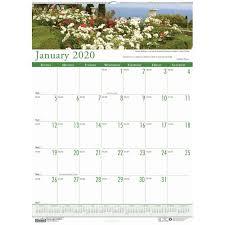 house of doolittle gardens of the world monthly wall calendar