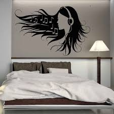 vinyl wall stickers removable teen girl